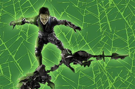The Green Goblin  Wallpaper By Themjdoctor On Deviantart