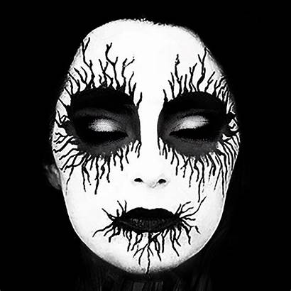 Paint Metal Corpse Makeup Witch Scary Skeleton