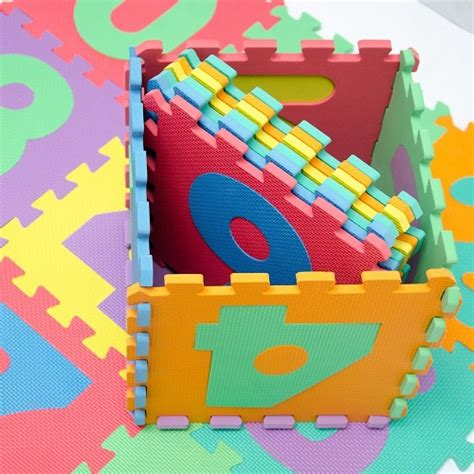 Puzzle Tappeto by Tappeto Gomma Puzzle Skizzo Bimbi