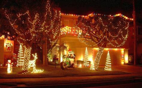 decoration de noel exterieure lumineuse ecologique