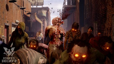 E3 2017 State Of Decay 2 Features A More Open And Diverse
