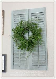Best ideas about old shutters on