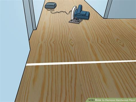 How To Remove Laminate Flooring Without Removing