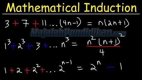 Bentuk contoh soal fungsi matematika biasanya menanyakan daerah asal yang memenuhi daerah sebuah fungsi atau hasil operasi fungsi. 3 Contoh Soal Induksi Matematika dan Pembahasannya Lengkap