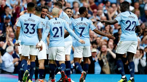 Manchester city football club is an english football club based in manchester that competes in the premier league, the top flight of english football. Arteta: Manchester City have the best players in the world - ITV News