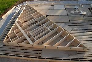 Epaisseur Mur Ossature Bois : ossature bois technique epaisseur mur maison ossature ~ Melissatoandfro.com Idées de Décoration
