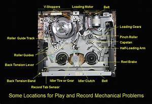 Sam U0026 39 S Vcr Faq Components  Html  Diagrams  Photos  And Schematics