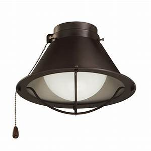 Emerson Lk46orb Cage Ceiling Fan Light Kit 1