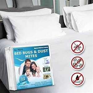 mibio mattress protector 100 waterproof hypoallergenic With best mattress protector against bed bugs