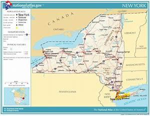 Atlas Of New York