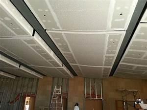 Pose De Faux Plafond : decopa placo platre ~ Premium-room.com Idées de Décoration