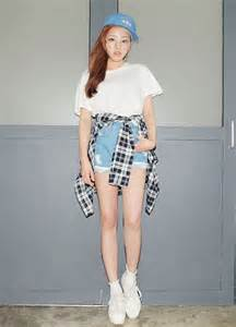 Korean Girl Fashion Swag