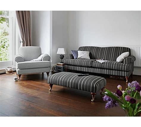 Striped Sofas Living Room Furniture by Buy Of House Sherbourne Large Striped Sofa