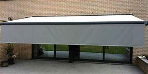 Store électrique Terrasse : devis de store banne avec led et lambrequin d roulable ~ Premium-room.com Idées de Décoration