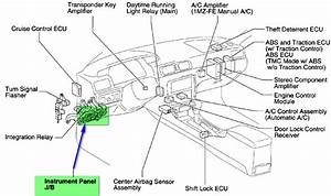 6 Best Images Of 2001 Toyota Camry Engine Diagram