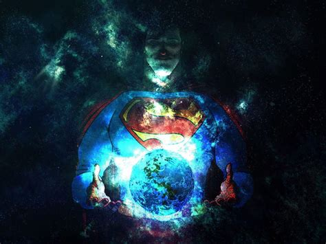 cool superman wallpapers wallpaper cave