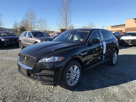 It is genuinely enjoyable to drive. New 2019 Jaguar F-PACE 25t AWD Prestige - $61930.0 ...