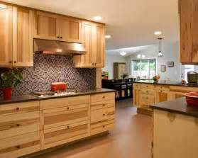 Kitchen Cabinet Refacing Denver by Hickory Kitchen Cabinets Pictures