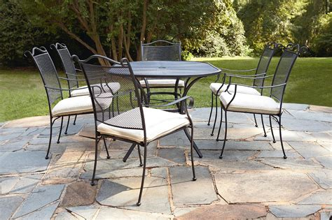 garden oasis steinbeck 7pc dining set limited availability