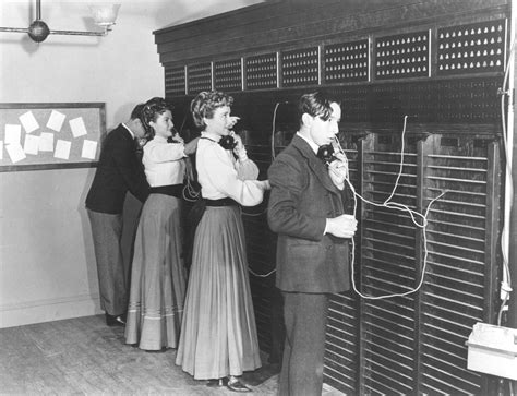 how to become a phone operator nutt day the telephone operator