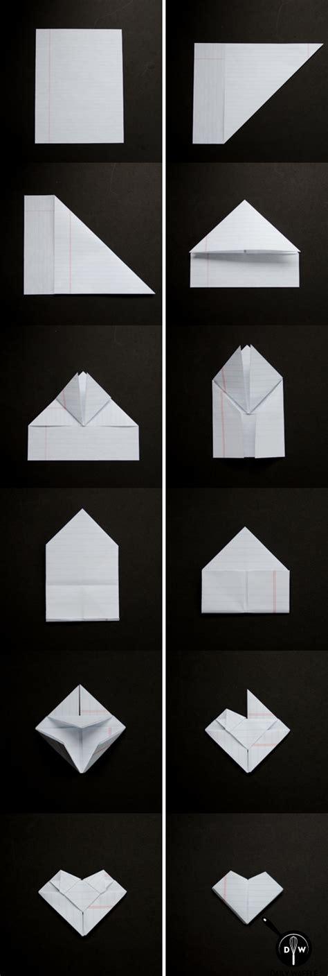 lost art  folding notes dailywaffle
