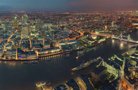 Gigapixel and High Resolution Panoramas | London Photography