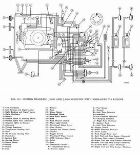 Ignition Switch Wiring Diagram 1963 Jeep J 200