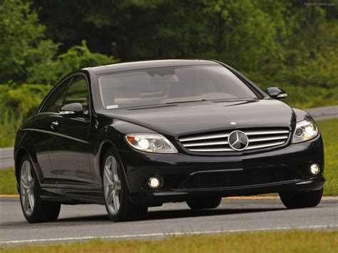 2009 Mercedes Benz Cl550 4matic Exotic Car Pictures 12 Of