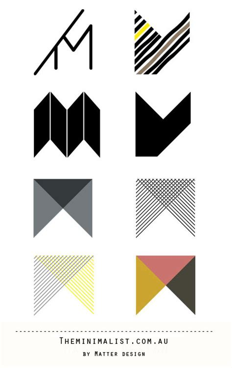 Geometric Minimalist Graphic Design
