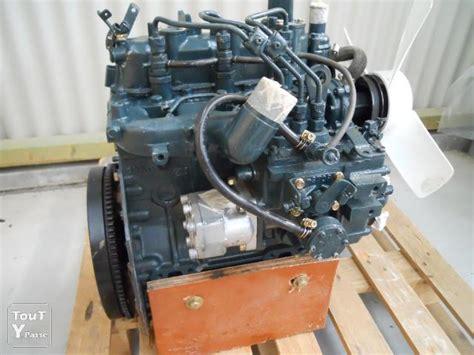 le de sel a vendre yenibiz moteur kubota d950 occasion 1595