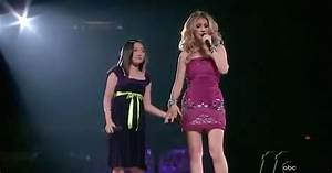 Charice Joins Céline Dion On Stage For Promised Duet