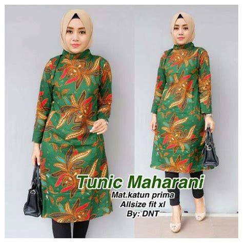 baju batik gamis wanita jual baju batik muslim gamis batik terbaru baju