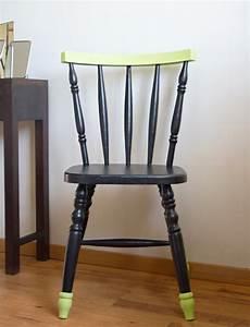 Housse Chaise Scandinave : mes petits relooking de meuble mes petites puces ~ Teatrodelosmanantiales.com Idées de Décoration