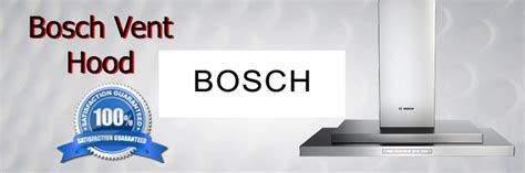 bosch vent hood repair houston authorized service page