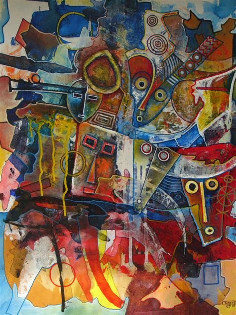 african abstract paintings joy studio design gallery