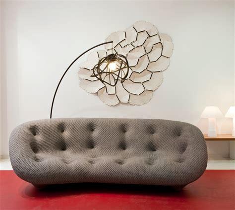 canapé ploum canapé ploum gris des bouroullec chez ligne roset design