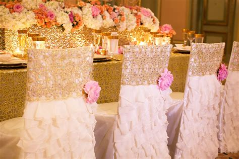 wedding chair covers practical way of planning for a wedding receptions home furniture design