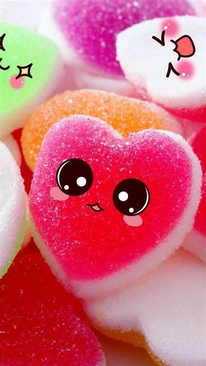 Smile Wallpapers Emoji Sfondi Kawaii Iphone Parede