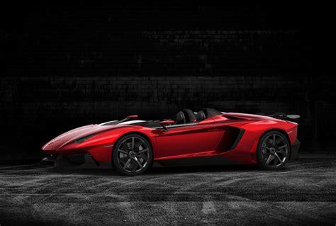 Lamborghini Aventador J Speedster One-off Officially
