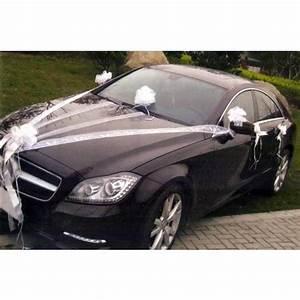 Noeud De Voiture Mariage : decoration voiture mariage luxe ~ Dode.kayakingforconservation.com Idées de Décoration