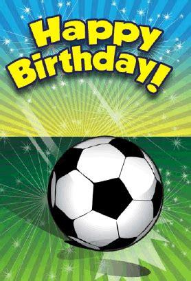 sports lovers  enjoy  birthday card