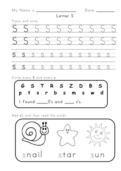 letter    worksheets  vigunya teaching