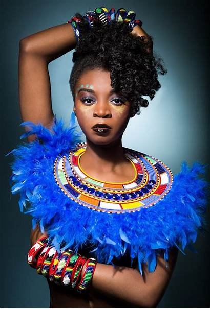 Queens African Series Temitope Felicia Royalty Fashionghana