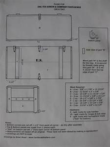 Build Mens Jewelry Box, Foot Locker Plans, Build A Folding