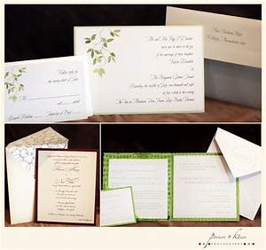 wedding invitations from yours truly mara person killian With wedding invitation printing boston