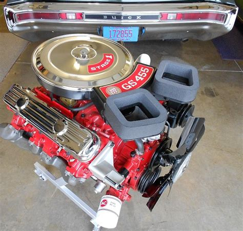 Buick 215 Crate Engine by Buick Nailhead Crate Motors Impremedia Net