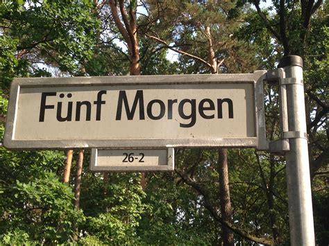 Fünf Morgen Dahlem by Baustellentag In Dahlem Berlinrodeo