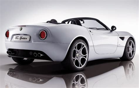 Alfa Romeo 8c Price by Alfa Romeo 8c Spider Price