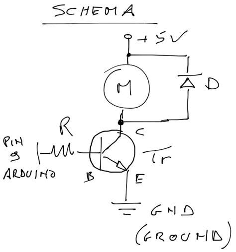 schema circuito rel 232 passo passo fare di una mosca