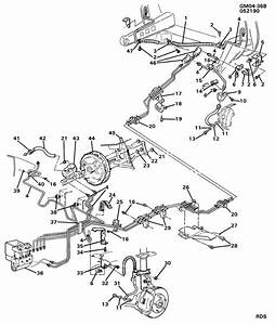 Buick Riviera Guide  Parking Brake Cable  Guide  Park Brk Inter Cbl Flat W  Oblong Hole